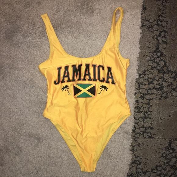 ca51b742eaf Forever 21 Swim | One Piece Jamaica Bathing Suit | Poshmark
